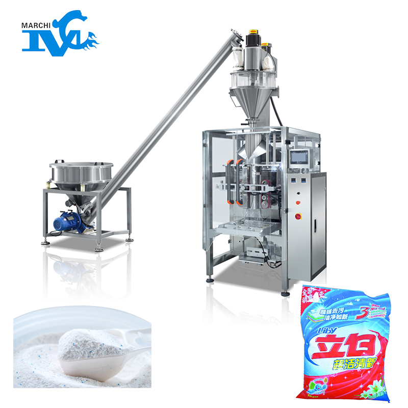 Vertical film wrapping machine