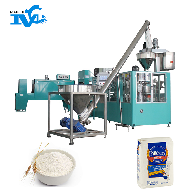 Automatic Paper Bag Packaging Machine